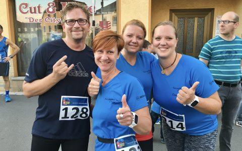 Laufanfängerbetreuung - 10 km in 10 Wochen