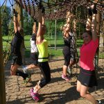 Functional Running - Hängen in den Seilen